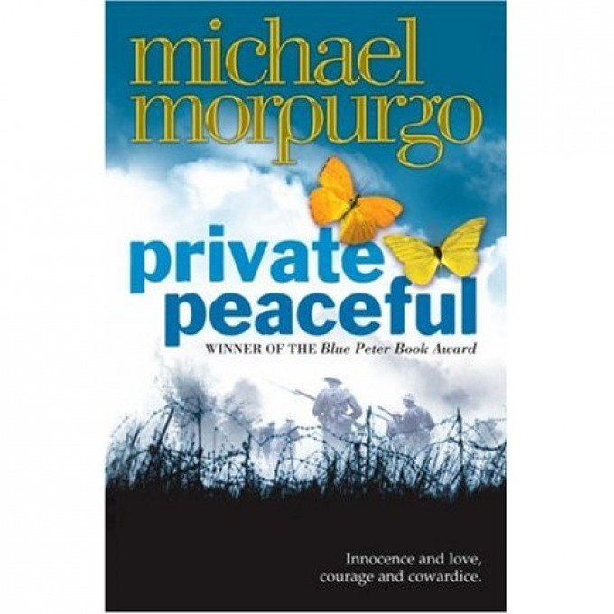 book report on private peaceful Amazoncom: private peaceful (after words) books interesting finds updated daily amazon try prime books go search en hello sign in account & lists sign in account report abuse hockeyfan.